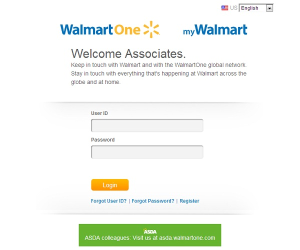 Www.WalmartOne.com Login And Schedule